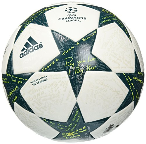 Review: Adidas Champion's League Finale Top Training Soccer Ball