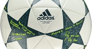 Review: Adidas Champions League Finale Capitano Soccer Ball