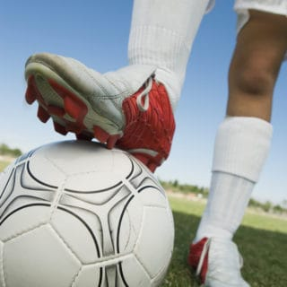 History of Shin Guards as Soccer Training Equipment