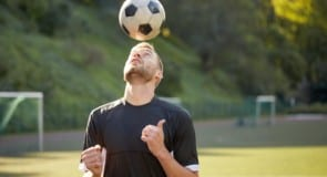 How to Properly Perform a Header with a Soccer Ball