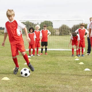 The Best Soccer Drills to Practice for Skill Building