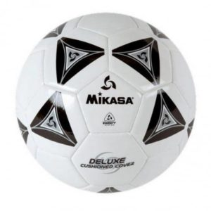 Review: Mikasa Serious Soccer Ball
