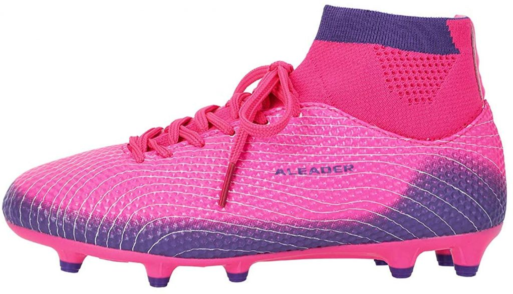 ALEADER Athletic Soccer Cleats