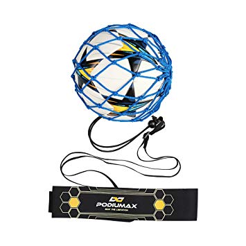 PodiuMax Hands-Free Soccer Kick/Throw Trainer